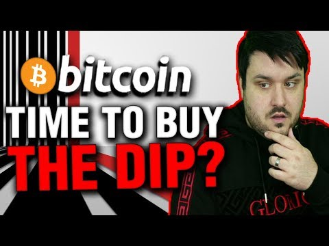 Time To Buy The Bitcoin Dip?