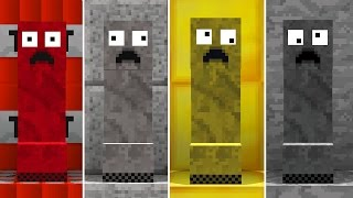 WHAT IF CREEPERS HAD CAMOUFLAGE?!