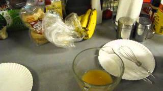 UK Fish & chips with English mushy peas