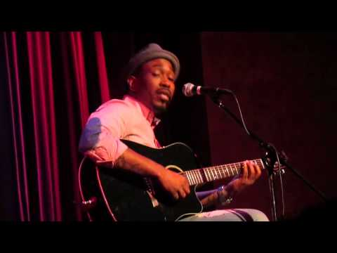 ANTHONY DAVID- COLD TURKEY LIVE PERFORMANCE YOSHI`S OAKLAND