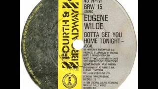 Eugene Wilde - Gotta Get You Home Tonight (Dj ''S'' Remix)