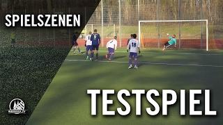 SC Brühl - SG Köln-Worringen (Freundschaftsspiel) - Spielszenen   RHEINKICK.TV