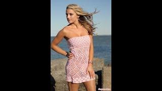Платье Крючком для Начинающих 2019 / Dress Crochet for Beginners / Häkelkleid für Anfänger