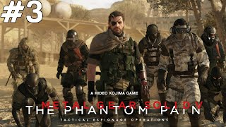 Metal Gear Solid V The Phantom Pain - Susturucu - Bölüm 3