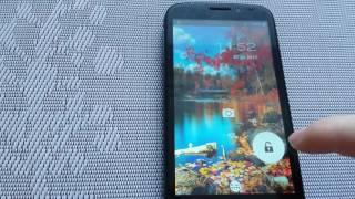 видео Обзор смартфона Fly IQ4404 Spark