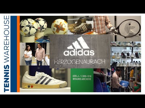 Exclusive Sneak Peek With Tennis Warehouse: Go Inside The Adidas Archive! 👀
