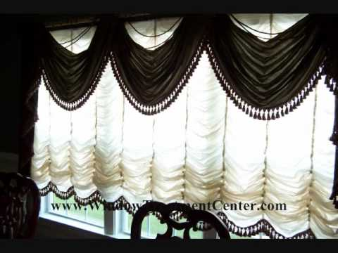 Window Treatments Center Draperies Valances Shades Pillows