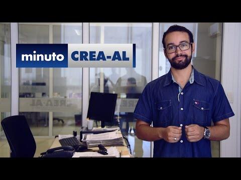 MINUTO CREA-AL: Fiscalização do CREA realiza operação em Alagoas