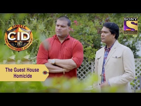 Your Favorite Character | The Guest House Homicide  | CID