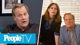 Jeff Daniels Has Some Harsh Words For 'The Newsroom' Co-Stars | PeopleTV
