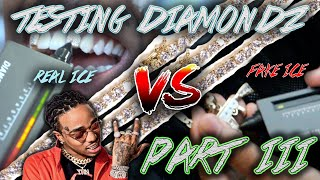 TESTING STRANGERS DIAMONDS PT. 3 😂💎 FT. Coi Leray (EXPOSED EDITION) | PUBLIC INTERVIEW