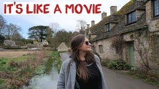 Most Photogenic Street In England | Cotswolds | England Road Trip Travel Vlog 7