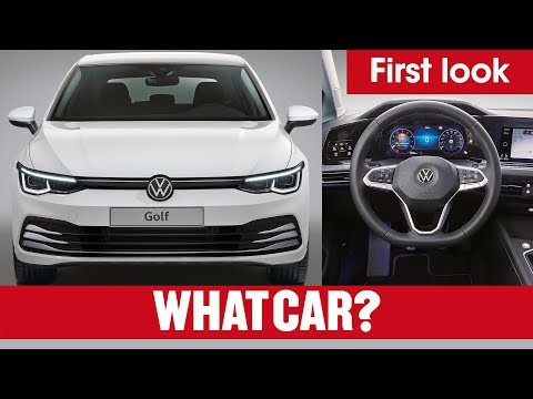 NEW 2020 VW Golf revealed –and the cars it has to beat!   What Car?