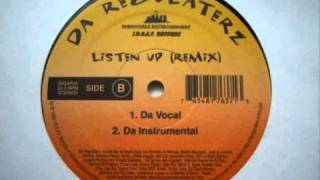 Da Regulaterz - Listen Up (Remix) PHILLY INDIE RAP - snippets