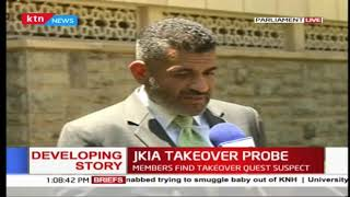 JKIA takeover probe: KAA officials appear before PIC