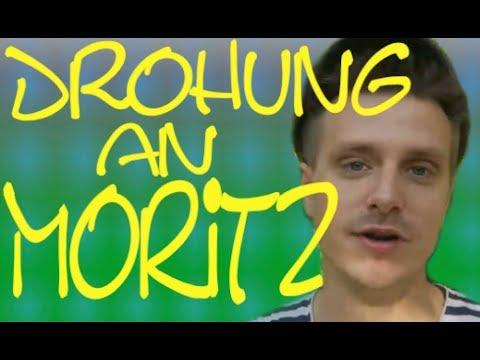 Drohungen an Moritz Neumeier - jetzt aber!