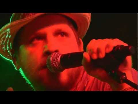 """Dr. Dog """"The Beach"""" live at Bele Chere in Asheville, NC 7/28/12"""