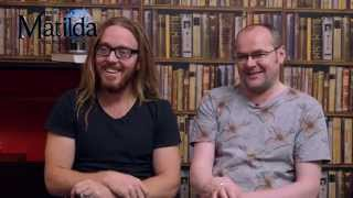 Quickfire Questions with Tim Minchin & Dennis Kelly- Part 2