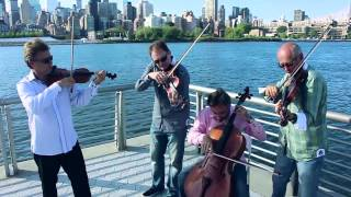 NYC String Quartet for hire | Art-Strings rockin' in the Big Apple - NYC, 2014 Thumbnail