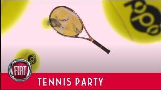 FIAT × 東レPPOテニス PARTY!