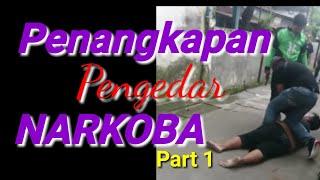Sadis!! Polisi lakukan ini kepada pengedar Narkoba yg hendak lari (part 1) thumbnail