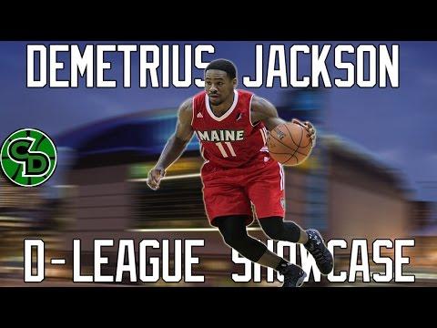 Demetrius Jackson NBA D-League Showcase Highlights