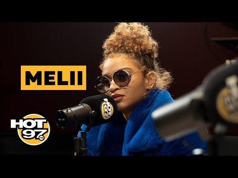 Melii Gets Emotional; Speaks On Former Managers, Meek Mill &