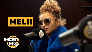 Melii Gets Emotional; Speaks On Former Managers, Meek Mill & Women In Rap