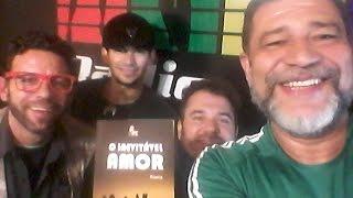 Marcos Fonseca no Programa Toque Clovis Ribeiro