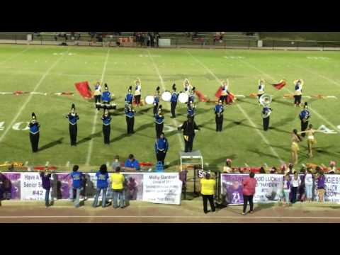 2016 Curry High School Marching Band