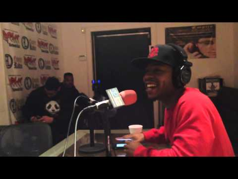 Voiceless Music Radio: Dylan Dili Discussion & Freestyle