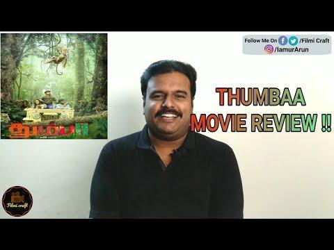 thumbaa-review-by-filmi-craft-|-harish-ram-|-darshan-|-keerthi-pandiyan-|-anirudh