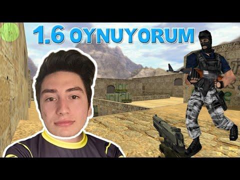 CS 1.6 OYNUYORUM!!! - Dust 2 Özlemişim