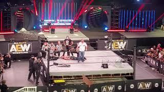 Eddie Kingston Promo on Mox after Dynamite