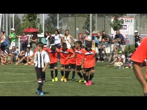 PARTIZAN-PAOK 1-2 (MAX SPORT CUP 2015)