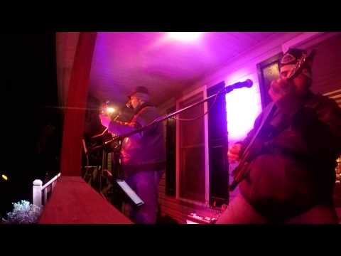 Rory Connolly & Kelly Isenhower on the front porch part 2