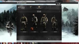 Tutorial-Battlefield Play4Free installieren und sich dort anmelden.