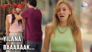 Yasemin'in Demir Kıskançlığı! - Çatı Katı Aşk 8.Bölüm