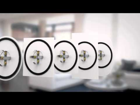 Lindab Airy - Design air valve with unlimited opportunities
