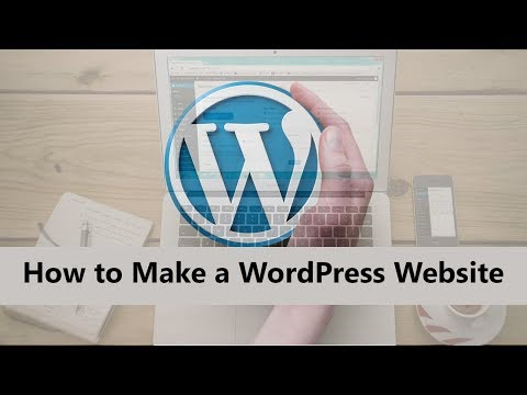 How to Make a WordPress Website | WordPress Tutorial For Beginners thumbnail