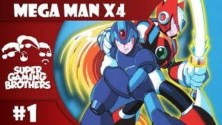 SGB Play: Mega Man X4 - Part 1 | How Long Has It Been?