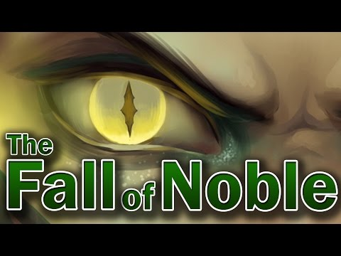 The Fall of Noble (Cassiopeia Lore)