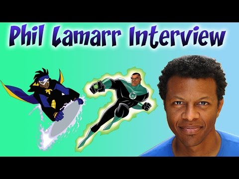 GNP Interviews: The Justice League's Phil Lamarr (NYCC)