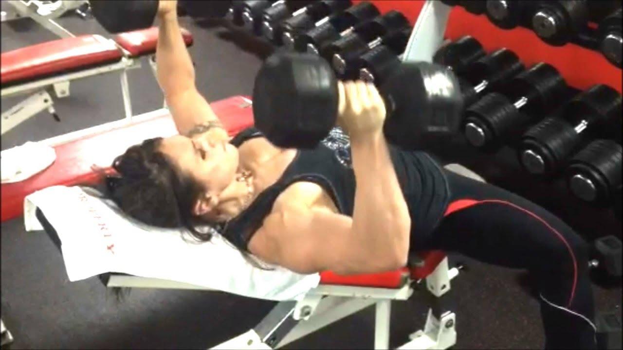 3 Chest Key Training Geraldine Morgan Youtube