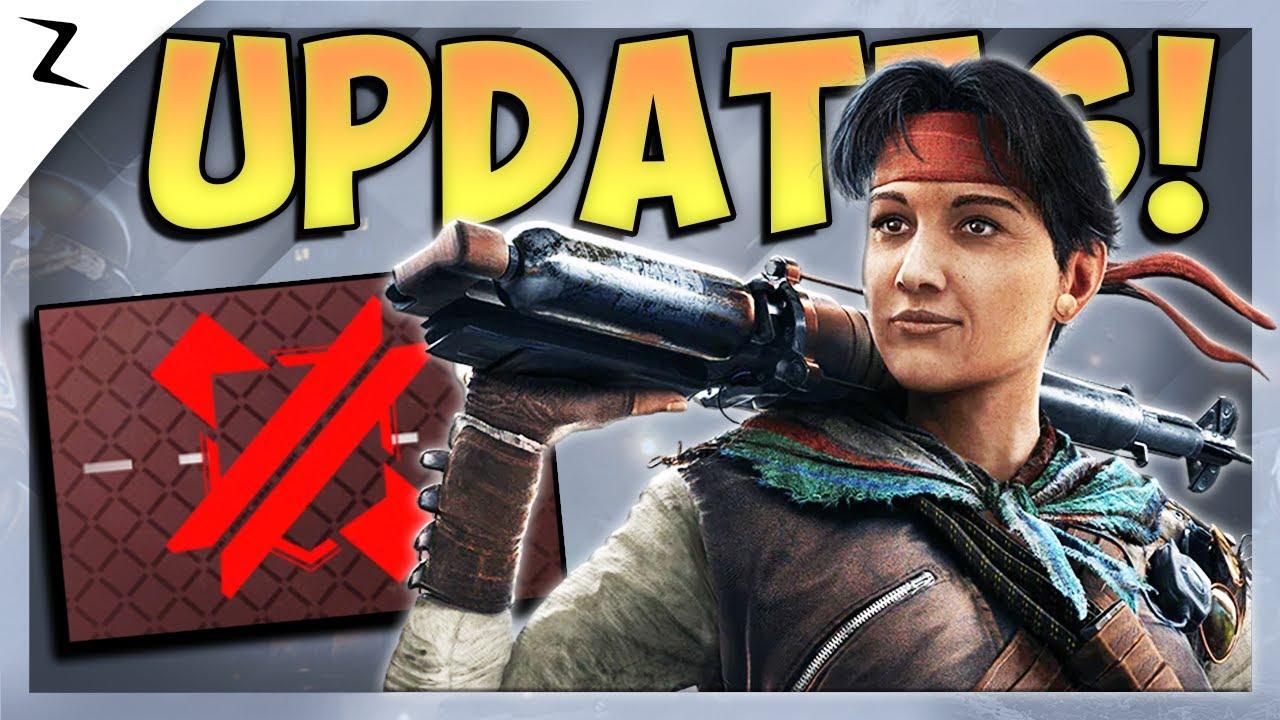 We're Going to War! News Update! R6 Quarantine! - Rainbow Six Siege