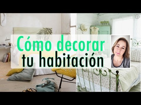 C mo decorar tu habitaci n peque a o grande dise o de for Como decorar una habitacion pequena