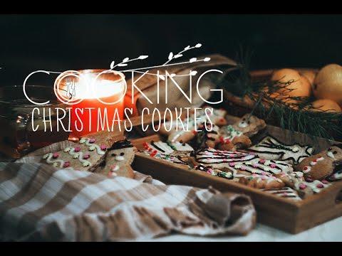 COOKING / CHRISTMAS COOKIES / Рецепт новогоднего печенья