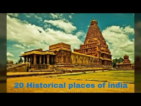 Historical places in india  |  india tourist attractions | ancient places in india