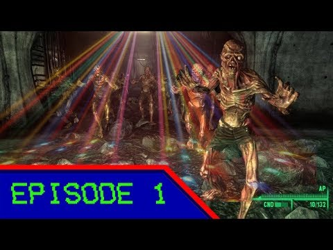 Fallout 3   into the wasteland Ep 1