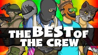The BEST of The Crew! - Funny Moments Gaming Montage! (Part 15)